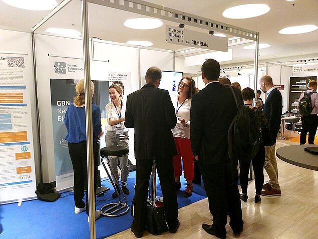 33d8bd1c33c German Biobank Node: GBN and GBA at Europe Biobank Week